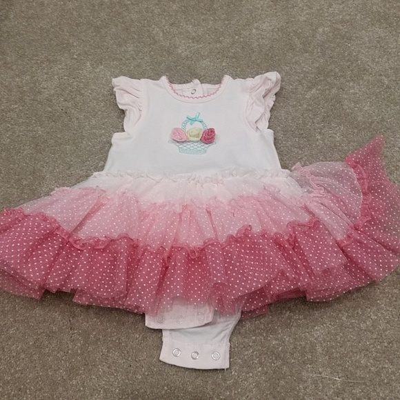 Little Me Other - Baby girl dress